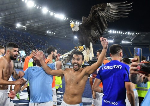 Jewish group in Italy denounces fascist salutes at Lazio soccer stadium