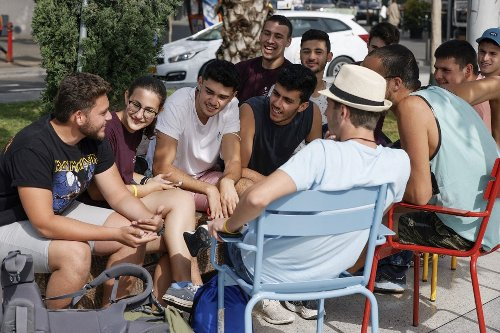'Very strange, very nice': Israelis shed masks outdoors after vaccine victory