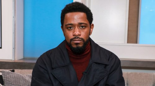 Actor Lakeith Stanfield moderated a Clubhouse room full of antisemitism