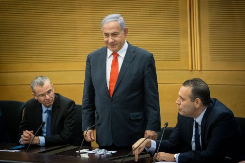 No longer PM, Netanyahu quips to ally: Call me 'Your highness'