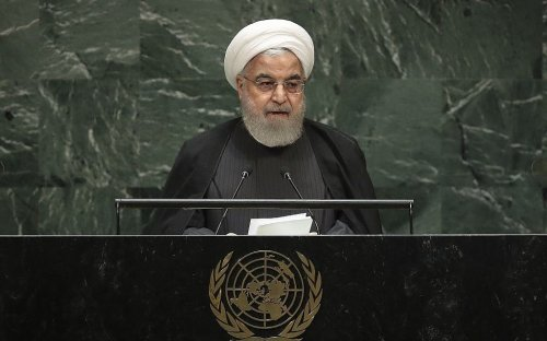 Iran pays UN debts after 6 month delay, restoring its voting rights