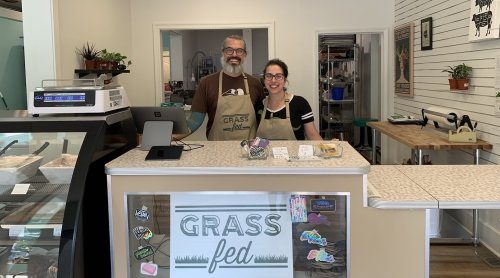 'Pastrami' is king at a couple's new kosher vegan 'butcher' shop in upstate NY