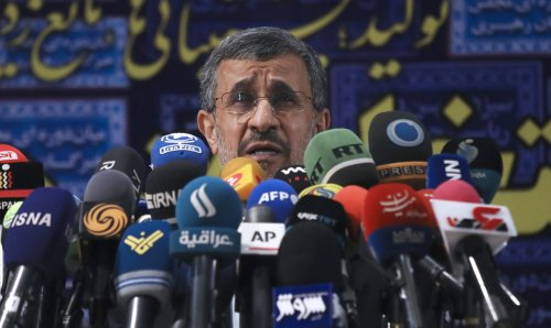 Iran's Holocaust-denying ex-president Ahmadinejad to run again for office