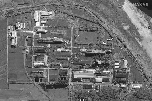 Satellite photos show North Korea expanding uranium enrichment plant