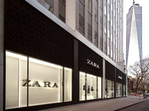Zara condemns designer for lashing out at model who called Israel 'evil'