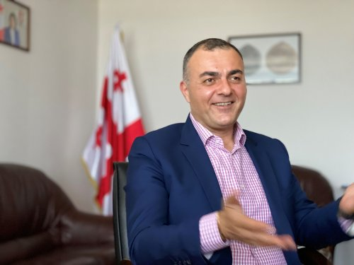 Georgia's envoy warns his country's heritage in Israel is at risk