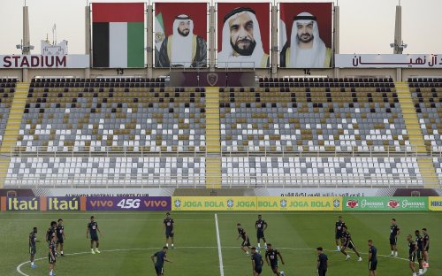 UAE reporter detained for leaked pre-game comments before World Cup qualifier