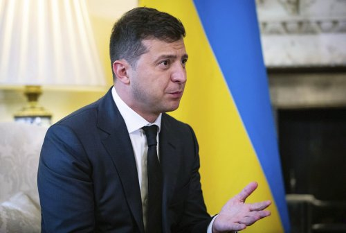 Bennett speaks to Ukraine's Zelensky in one of his 1st calls with foreign leader