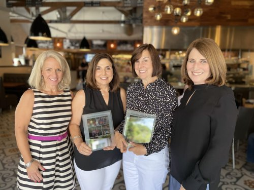 CURE Honors Two Jewish Volunteers