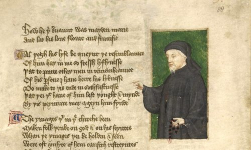 Rapist, racist and antisemite? Misguided efforts to 'cancel' Chaucer