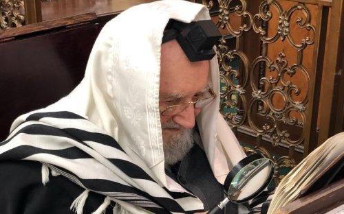 Longtime local spiritual leader Rabbi Mordecai Leib Glatstein has died at 106