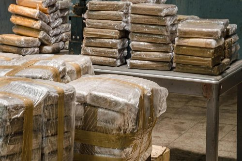 Encrypted messages lead to €1.2 billion cocaine discovery in Belgium