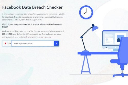 How to check if your data was compromised by a Facebook data leak