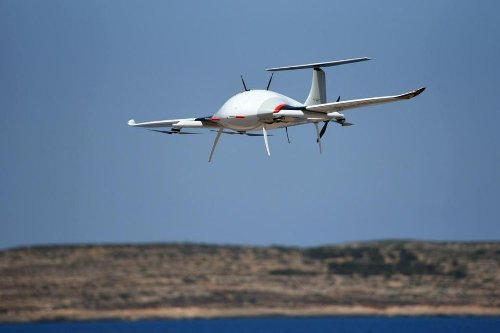 Watch: Malta's first commercial delivery drone lands maiden voyage successfully
