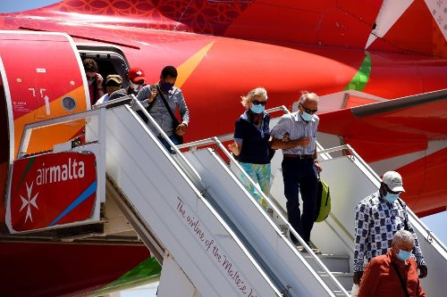 Air Malta unveils its May schedule: 26 weekly flights, 11 destinations