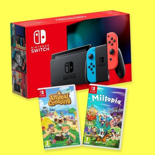 Tina Vakantieboek winactie: Nintendo Switch pakket - Meer strips, tips en vips | Tina.nl