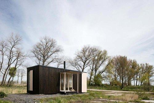 Ark Shelter Tiny House - Tiny Living
