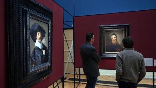 Zurückgekehrte Gemälde sind jetzt wieder in Gotha zu sehen