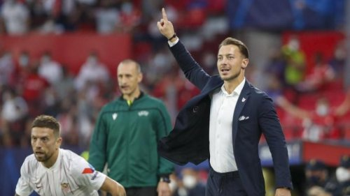 """Salzburgs Rekord-Trainer Jaissle: """"Habe keinen Karriereplan"""""""