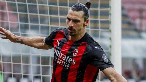 Ibrahimovic vor Vertragsverlängerung beim AC Mailand