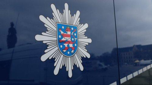 Polizei-Großeinsatz im Erfurter Nordpark