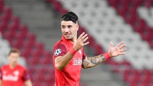RB Leipzig: Szoboszlai hofft auf Trainingsrückkehr
