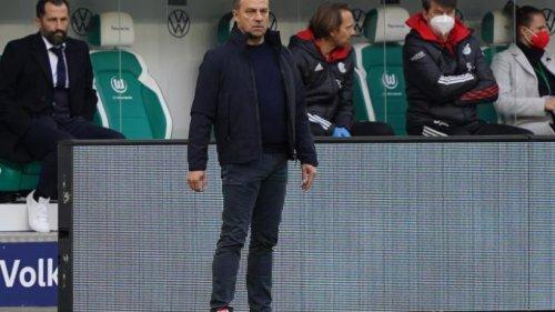 Bayern gewinnt in Wolfsburg - Flick kündigt Abschied an