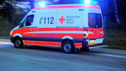 Vier Schwerverletzte bei Unfall nahe Erfurt