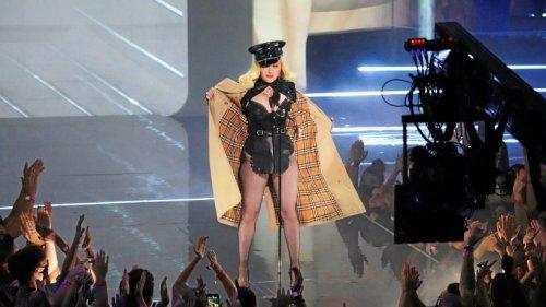 Madonna bei den MTV Video Music Awards: Sie zeigt es allen