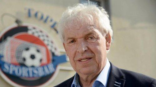 "Klaus Toppmöller über Sohn Dino: ""Bleibt immer ruhig"""