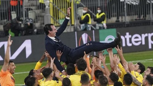 Mr. Europa League Emery triumphiert auch mit Villarreal