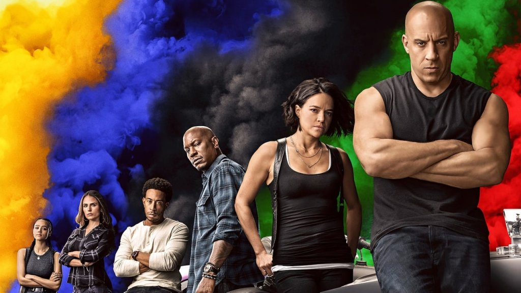 Watch Fast And Furious 9 2021 Full Movie On 123movie - cover