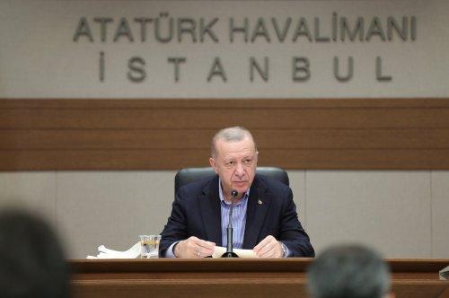 US did not fulfill F-35 promises: President Erdoğan