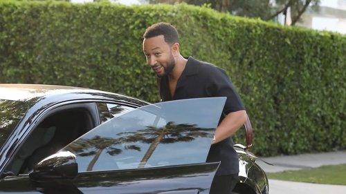 John Legend Chrissy Teigen's 'Doing Great' ... Amid Bullying Scandal