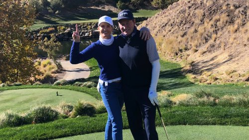 Wayne Gretzky Hits His First Hole-in-One on NYE ... Good Omen???
