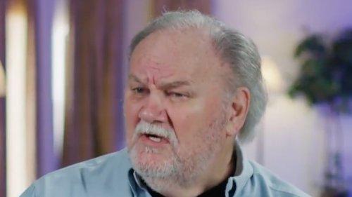 Thomas Markle Meghan's Dad Says Oprah Took Advantage of 'Weak' Harry