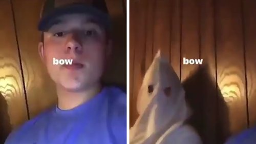 'American Idol' Finalist Caleb Kennedy Exits Show ... After KKK-Themed Video Surfaces