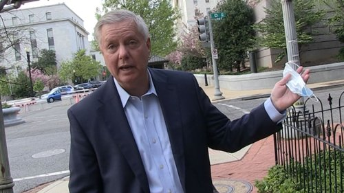 Sen. Lindsey Graham Let's Give Police Reform Another Go