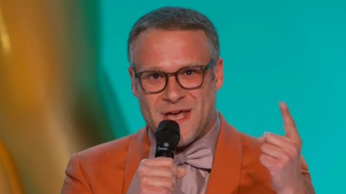 Seth Rogen Calls Out Emmys ... This Ain't COVID Safe!!!