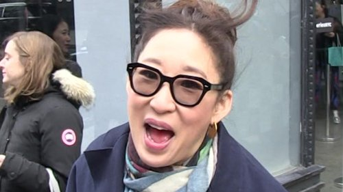 Sandra Oh My Jewelry's Gone M.I.A.!!! JK and Major Oops