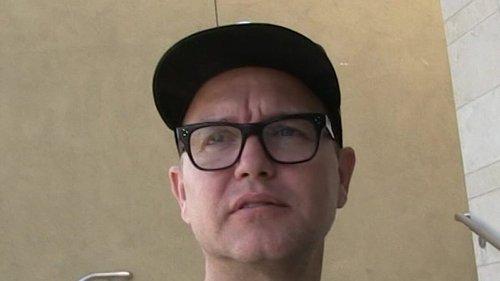 Blink-182's Mark Hoppus Says He's battling cancer ... 'Trying to Remain Hopeful & Positive'
