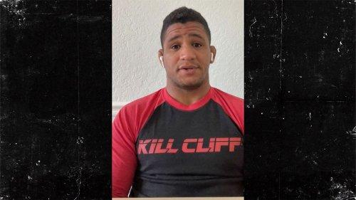 UFC's Gilbert Burns Concerned For Tyron Woodley ... Jake Paul Might Destroy Him!!!
