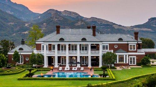 Wayne Gretzky Selling Famous Lenny Dykstra Mansion Again ... Got $23 Mil?!?