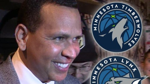 Timberwolves & Lynx A-Rod's Ownership Group Closing Deal to Buy Teams ... $1.5 BILLION!