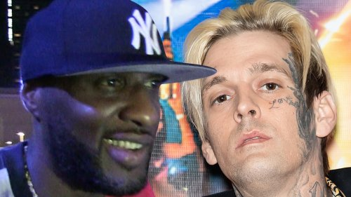 Lamar Odom Knocks Out Aaron Carter In Celeb Boxing Match