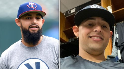 Rougned Odor Shaves Famous Beard After Trade To Yankees ... 'I Feel Weird'