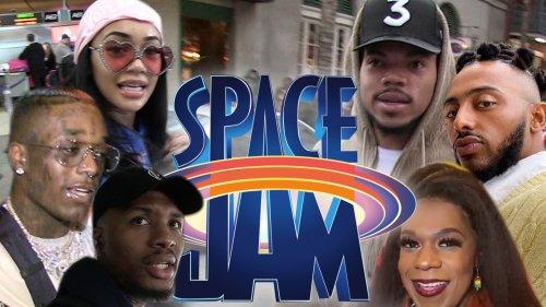 Lil Uzi Vert, Big Freedia, Dame New 'Space Jam' Soundtrack ... Insane Tracklist!!!