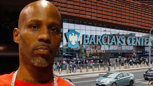 DMX Public Memorial in Brooklyn ... At Barclays Center