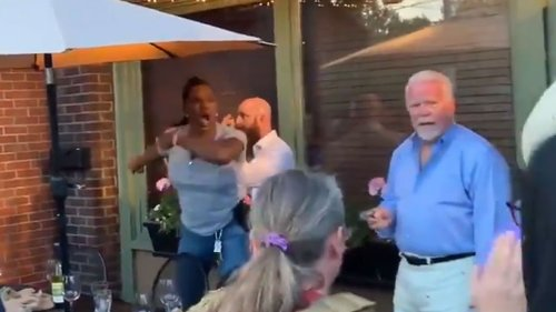 Kentucky Derby Breonna Taylor Protesters Arrested ... After Diner Points Gun at Them