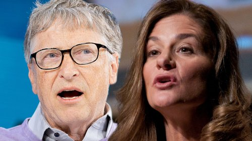 Bill Gates Family Furious at Him ... During Secret Trip Ahead of Divorce